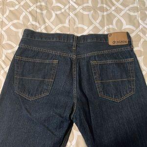 Levis Denizen loose fit men's jeans